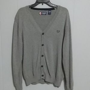 Chaps cardigan Size L